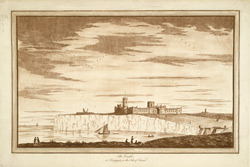 The Castle at Kingsgate in the Isle of Thanet